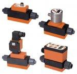 "MIK --  Compact Magneto-Inductive Flow Meter  1/4"" - 2"""